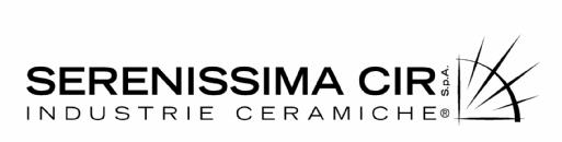 Serenissima Cir Industrie Ceramiche Spa